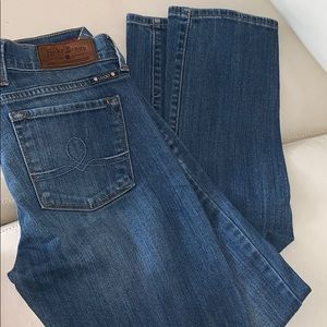 Lucky Brand size 2 Sofia's straight style